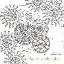 The Time Chamber: A Magical Story and Colouring Book by Daria Song...