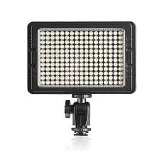 204S LED Video Light Dimmable for Canon Nikon Pentax Panasonic SONY Olympus DSLR