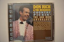 Country Pickin/The Don Rich Anthology / Don/buckaroos Rich Compact / CD