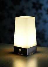 Battery Operated Wireless Indoor PIR Motion Sensor LED Night Light Table Lamp