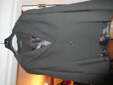 Beautiful & tailored AUSTIN REED Grey Office Jacket Size 12