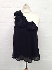 Stunning Miso One Shoulder Top - Uk8 - Brand New With Tags!!