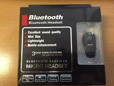 UNIVERSAL BLUETOOTH HEADSET HANDSFREE FOR ALL BLUETOOTH ENABLED PHONES & DEVICES