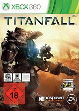 Microsoft Xbox 360 Spiel Titanfall USK 18