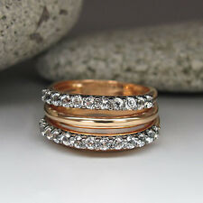 Ring Gioielli Ring mit Morganit in 750/18K Rosegold
