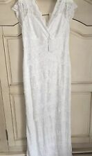 Debut Ivory Tiered Lace Wedding Dress Bnwt *reduced*