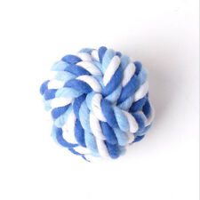 Vogue Pet Nuts For Knot Large Rope Strengthen Teeth Ball Dog CAT Toy BD