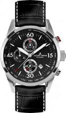 Jacques Lemans 40-6A Uhr Herren Armbanduhr Markenuhr Chronograph