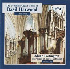 ██ ORGEL ║ BASIL HARWOOD (*1859) ║ Organ Works ║ Vol. 1