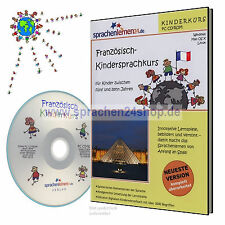 French for children - Children course on CD