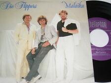 """7""""  Die Flippers Malaika & Sag bitte beim Abschied auf Wiedersehen - 1987 # 5131"""