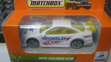 1/64 Matchbox WORLD CUP SOCCER FRANCE 98 OPEL CALIBRA DTM nealy 20 years old