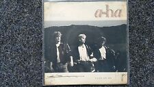 A-ha - Take on me FIRST MIX 7'' Single PORTUGAL