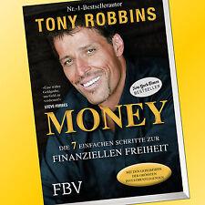 TONY ROBBINS   MONEY   Die 7 einfachen Schritte zur finanziellen Freiheit (Buch)