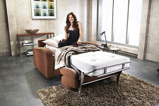 Jay Be Retro Deep Sprung 1 Seater Chair Sofa Bed Living or Bedroom Furniture