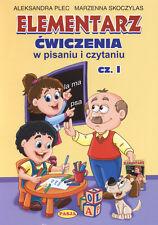 ELEMENTARZ. CWICZENIA CZ.1, Pasja, polska ksiazka @PlayMedia
