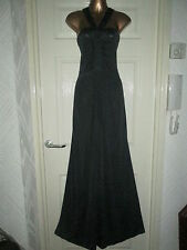 FRENCH CONNECTION Drape Jersey Maxi Dress  UK 14  RRP £110