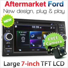Car DVD Player Radio Stereo For Ford Focus Transit C S-Max Fiesta Galaxy Kuga UK