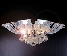 Kristall Deckenleuchte Ø45cm Leuchte Deckenlampe Kronleuchter Decken Beleuchtung