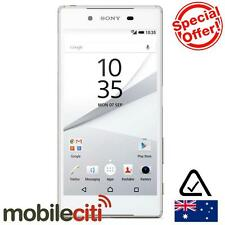 "Sony Xperia Z5 E6653 (4G/LTE, 5.2"", 23MP, IP68) - White - Unlocked"