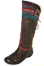 Think 85089 Gr. 38 Damen Schuhe Winter Stiefel Natur Shoes for women Neu