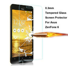 New Premium Real Tempered Glass Screen Protector Guard Film For Asus ZenFone 6