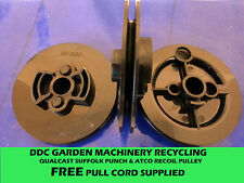 qualcast suffolk punch / atco replacement pull start pulley
