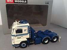 WSI 06-1127 SCANIA 3  6X2 TAG AXLE STEUER 1;50 DIE-CAST MODEL NEW  & BOXED