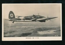 Aircraft Air Force Military Germany HEINKEL HE 111K early RP PPC