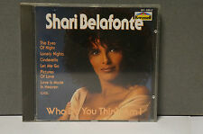 Shari Belafonte - Who do you think am I, CD (5)