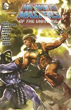 DC COMICS / HE-MAN AND THE MASTERS OF THE UNIVERSE / JULI 2013 / BAND 1 - 6