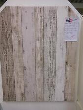 P + S Einfach Schöner 02361-20 Tapete Vlies Holz Vintage beige braun Streifen
