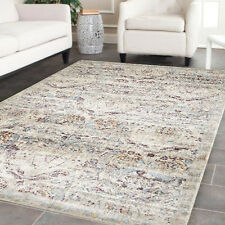 ANASTASIA SCANDINAVIAN 15mm THICK LARGE MODERN FLOOR RUG 200x290cm 15/6