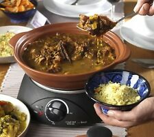 Swan SF19010CDWM Come Dine With Me Ceramic Electric Tagine Slow Cooker