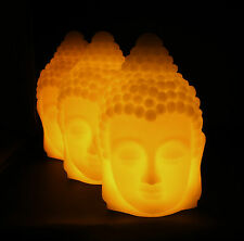 Buddha LED Light Wax Flameless candle