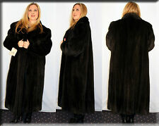New Ranch Mink Fur Coat Size 3XL 20 22 3 Extra Large Efurs4less