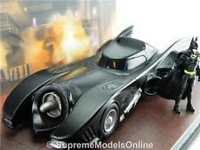 BATMOBILE BATMAN 1989 MOVIE MODEL CAR 1/43RD SIZE MICHAEL KEATON ISSUE K8967Q~#~