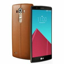 LG H818P G4 Leather Brown 32GB 16MP 4G LTE Unlocked SEALED Smartphone