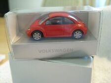 New Beetle-Modellauto von Wiking, 1:87, unbespielt in OVP,