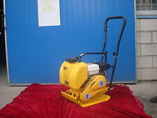 WACKER PLATE COMPACTOR PLATE COMPACTION PLATE c60 WITH WATER TANK