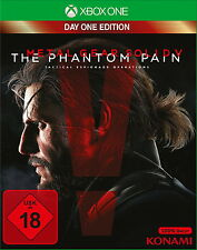 Metal Gear Solid 5: The Phantom Pain - Day One Edition - Xbox ONE - NEU & OVP