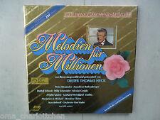 *2 LP's*MELODIEN für MILLIONEN*GOLDENE GESCHENK-AUSGABE*Originalaufnahmen*ariola