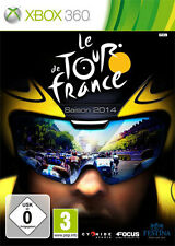 Microsoft XBOX 360 Spiel ***** le Tour de France 2014 * 14 ***********NEU*NEW*55