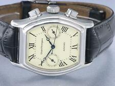 GIRARD PERREAGUX RICHEVILLE CHRONOGRAPH STAINLESS STEEL AUTOMATIC WATCH GENTS