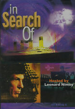 LEONARD NIMOY – In Search Of  Complete Season Six New/Unsealed  3-DVD Set Reg 1
