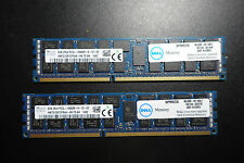 Dell / Hynix Server memory / Serverspeicher PC3L-10600R, 16 GB (2 x 8 GB)
