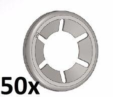 50 Stück Starlock Sortiment 4-16 mm Unterlegscheibe Sicherungsscheibe verzinkt