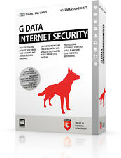 -SONDERANGEBOT- G DATA Internet Security 2016 1PC Lizenz Deutsch OEM