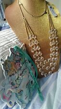 BNWT Stylish Glamour Limited edition MIMCO CRYSTAL RED CARPET 1 NECKLACE