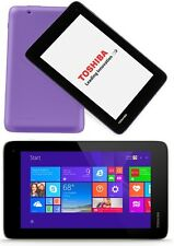 "Toshiba Encore Mini WT7-C-101 17,78cm(7"") 16GB Windows Tablet #T1838"